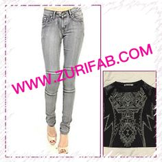 Fall ideas! This sweatshirt has a detailed silver metallic design on the front. The jeans have a great form fitting style with knee patch details and booty lifting features. Shop @zurifab @zurifab    WWW.ZURIFAB.COM.        WWW.ZURIFAB.COM.       WWW.ZURIFAB.COM.          #SHOP #SHOPNOW #CHIC #CUTE #COMFY #BOUTIQUE #NEW #LOTD #OOTD #POTD #gorgeous #DOPE #STYLE #FASHION #FASHIONSTYLE #fashionblogger #STYLEBLOGGER #BEAUTIFUL #FABULOUS #ZURIFAB
