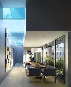 The Keefer designed by Vancouver based architecture firm Gair Williamson Architects Vancouver Architecture, Modern Architecture, Interior Styling, Interior Design, House Md, Built Environment, Modern Interiors, Spaces, Rooftop