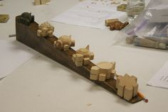 Wood Carving - Turtle - Woodcarving Class Scenes-North Alabama Woodcarving Association (NAWA)