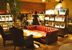 """東京をゆっくり本を読みたい人にぴったりなのがブックカフェ。おいしいお茶とケーキをいただきながら、""""おいしい""""本に舌鼓♪これからの季節、毎日通いたくなる東京都内のブックカフェをまとめてみました♡"""
