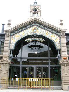 Inauguración del remozado Mercado Agrícola Mercado Abierto / Montevideo Portal - www.montevideo.co...