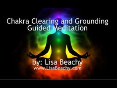Chakra Clearing and Grounding Guided Meditation - A Meditation for the 7 Chakras Please enjoy this simple, homemade chakra healing guided meditation where we. Chakra Balancing Meditation, Meditation For Health, Meditation For Anxiety, Reiki Meditation, Meditation Benefits, Daily Meditation, Meditation Music, Mindfulness Meditation, Meditation Youtube