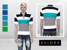 McLayneSims' Cool Confidence Polo Shirt