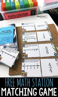 How to Get Started with Math Centers