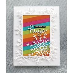 Christmas Makes, Christmas Tag, Xmas, Scrapbook Cards, Scrapbooking, Strip Cards, Chip Art, Die Cut Cards, Simon Says Stamp