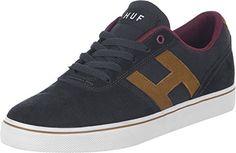 HUF Herren Sneaker Choice blau - http://on-line-kaufen.de/huf/huf-herren-sneaker-choice-blau