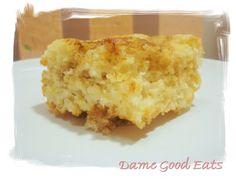 Cinnamon Brunch Cake