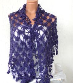 Purple+Crochet+Shawls | Like this item?