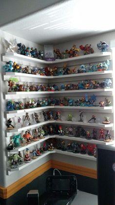 Skylanders*Disney Infinity* Storage