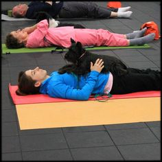 There is still time to sign up for our Doga Class beginning tomorrow, February 15 from 9:00AM - 10:00AM! Enjoy a relaxing experience with your canine companion while learning how to stretch and strengthen their bodies. Join Certified Yoga Instructor, Karin Stoetzer and Certified Dog Trainer, Robin Lash to incorporate your dog into various Yoga poses with the Morris K9 Campus 4-Week Doga Class. For more information and to enroll, visit our website.