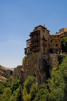 Image of Hanging Houses of Cuenca located in