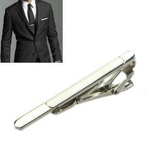 f8e231d5250f Gentlemen's Best Friend Silver Tie Clips $19.99 and FREE Shipping  www.hetopia.com specialise