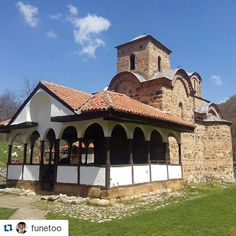 Poganaovo monastery in Pirot dates from 14th century. More info on http://wheretoserbia.com #wheretoserbia #Serbia #Travel #mySerbia #Holidays #Trip #Traveling #Travelgram #TopLikeTags #Travelling #Travelingram #Traveler #Travels #Travelphotography #ortodox #Travelph #Travelpic #Travelblogger #Traveller #Traveltheworld #Travelblog #Travelbug #Travelpics #Travelphoto #Traveldiaries #Likesreturned #Traveladdict #Travelstoke #TravelLife