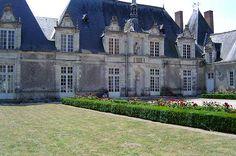 Loira Chateau de Villesavin