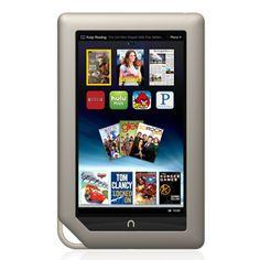 LivingSocial Shop: Brand-New NOOK Tablet™ - 8GB