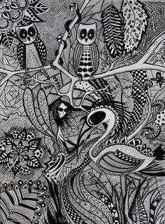 Eden #geometry #symmetry #mandala #circle #tesselation #artshare #pattern #dotart #artist_share #isometric #sacredgeometry #zentangle #symmetricart #sriyantra #sappho_zen #surfacepattern #art #art_empire #trippy #dmt #chroma #sappho #abstract #onezentangleaday #drawing #zendala #fractal #psychedelic #geometricart #doodle