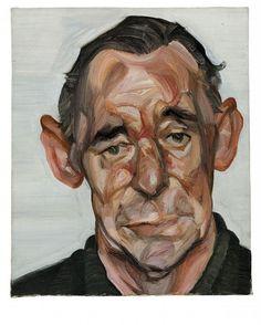 Lucian Freud (1922 - 2011) John Deakin, 1963-64