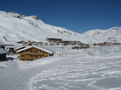 Tignes Village