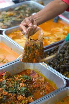 Thai take away, Thai street food- always in a bag! February | 2006 | Austin Bush Photography
