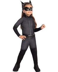 Toddler Cat Woman Costume - Batman The Dark Knight - Spirithalloween.com