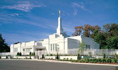 Louisville Kentucky Temple of The Church of Jesus Christ of Latter-day Saints. #LDS #Mormon