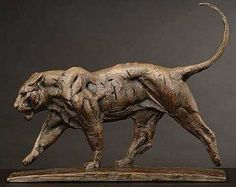Anatomy Sculpture, Art Sculpture, Animal Sculptures, Bronze Sculpture, Cat Anatomy, Statue Tattoo, Lion Art, Animal Sketches, Wildlife Art