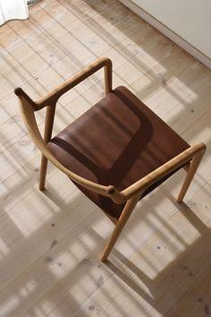 pepeアームチェア(宮崎椅子製作所) / カグオカ