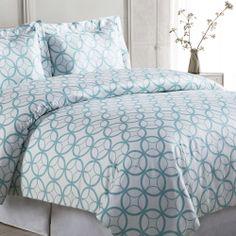 Kaleidoscope 3-piece Duvet Cover Set | Overstock.com Shopping - The Best Deals on Duvet Covers $59.99