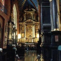 Church of the Virgin Mary (Kosciol Mariacki) - Krakow