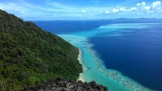 : Bohey Dulang Island