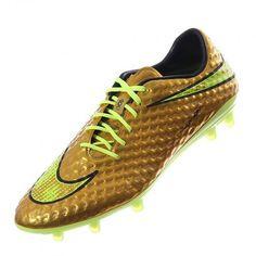 Diseñado por NIKE los tachones Hypervenom Neymar Golden Dream te brindarán agilidad y precisión absoluta en el golpeo, diseñados especialmente para aquellos jugadores que tienen un instinto asesino.