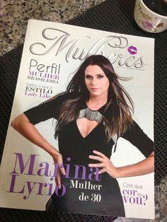Edição 07 da Revista Mulheres. Parceria de sucesso com Cidinha Coimbra e equipe!