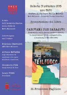 Presentazione libro Carovane per Sarajevo