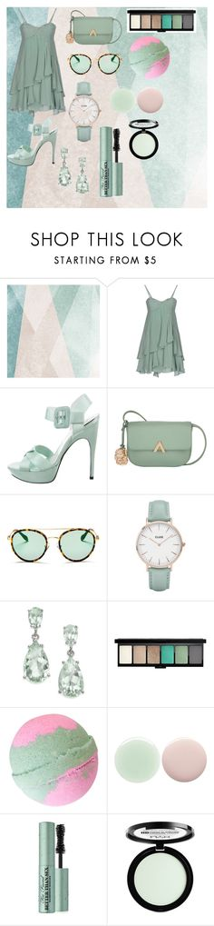 """""""Set #3"""" by giulia-ostara-re ❤ liked on Polyvore featuring Sandberg Furniture, Atelier Fixdesign, Roger Vivier, Sonix, CLUSE, MAC Cosmetics, Nails Inc., Too Faced Cosmetics and NYX"""