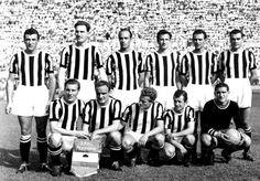 JUVENTUS CAMPIONE 1958