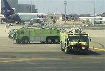 fire trucks airport - Bing Images