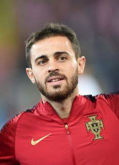 Bernardo Silva of Portugal during the UEFA Nations League A group three match between Poland and Portugal at Silesian Stadium on October 2018 in Chorzow, Poland. Get premium, high resolution news photos at Getty Images Zen, City Boy, Manchester City, Book Collection, Football Players, Poland, Portugal, October, Group