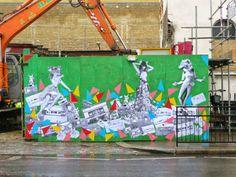 Street Art World 2014! #streetart #urbanart #graffitiart #wallmural #urbanmural #streetartist #urbanartists
