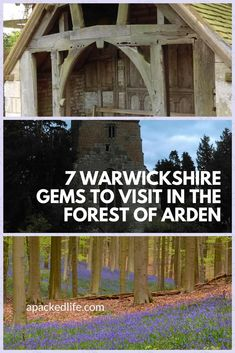Warwickshire is full of gems to explore. The Forest of Arden - now mostly farmland - is filled with intriguing towns and villages and historic houses. There's plenty of countryside exploration to be had from canal walks to ancient woodlands and Sir Christopher Wren's country seat at Wroxall with tiny Wren's Cathedral. #warwickshire #forestofarden #england