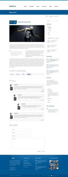 Coolblue - Responsive Multipurpose WordPress theme • Download ➝…