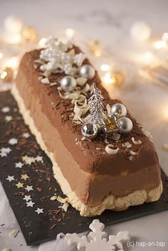 Yoghurtmousse met mango, het ideale last-minute BBQ-dessert! Christmas Desserts, Christmas Baking, Christmas Recipes, Christmas Ideas, Xmas, No Cook Desserts, Delicious Desserts, Sweet Recipes, Cake Recipes