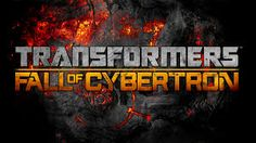 Image result for transformers fall of cybertron title