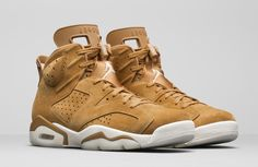 "Details about VNDS! Air Jordan 6 Golden Harvest ""Wheat"" 384664 705 Size 15 OG box"