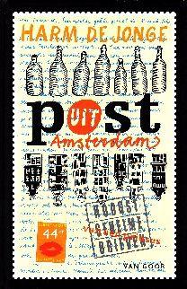 Flessenpost uit Amsterdam, Hoogst Geheime Brieven van een prinses - Harm de Jonge(+10)