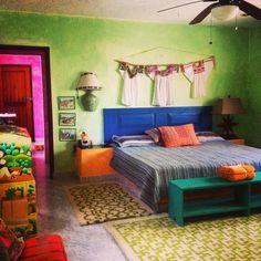 Bedroom, Akumal, Riviera Maya