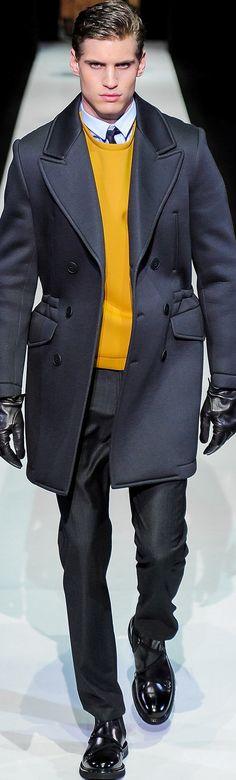 ֎ΛΜ֍ ™ Emporio Armani Menswear Fall-Winter