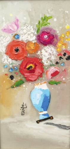"""""""dancing vase"""" by paige morehead…..available at red bird gallery in seaside, fl"""