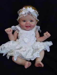 one-of-a-kind-polymer-clay-baby-doll-by-Laura-Wambach