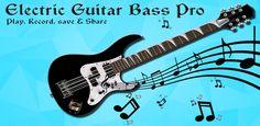 Electric Bass Guitar Guitar Shop, Cool Guitar, Game App, Bass, Electric, Guitars, Amazon, Riding Habit, Lowes