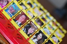 Personalized Guess Who game!